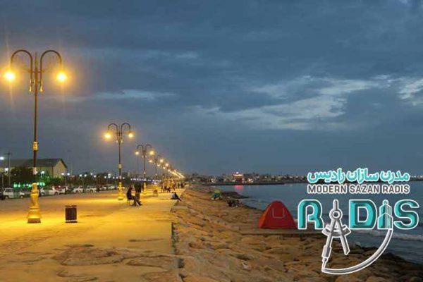 فایبرسمنت در بوشهر