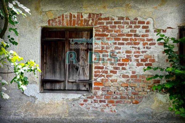 3 مشکل عمده در خانه ها با نمای آجر