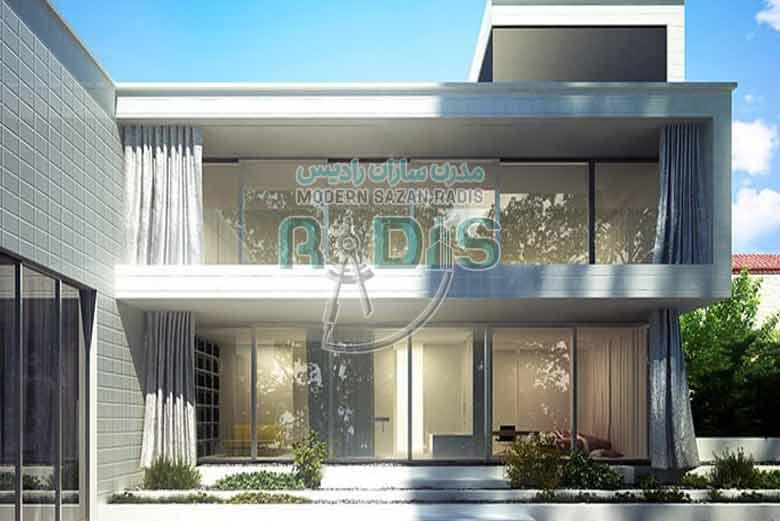 آشنایی با انواع متریال برای نمای ساختمان