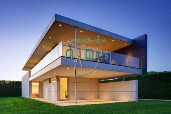 فایبر سمنت برد محصولی ایده آل و مناسب برای نمای ساختمان