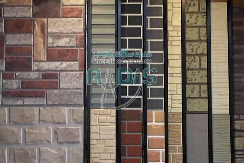 نمای ساختمان با فایبر سمنت برد یا آجر ؟