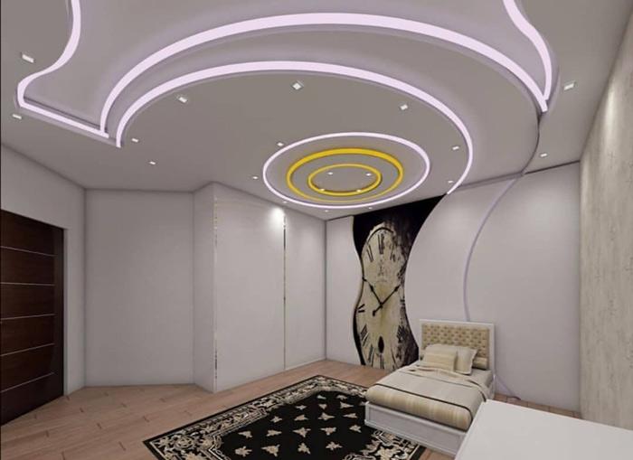 بهترین طرح های کناف سقف 2020