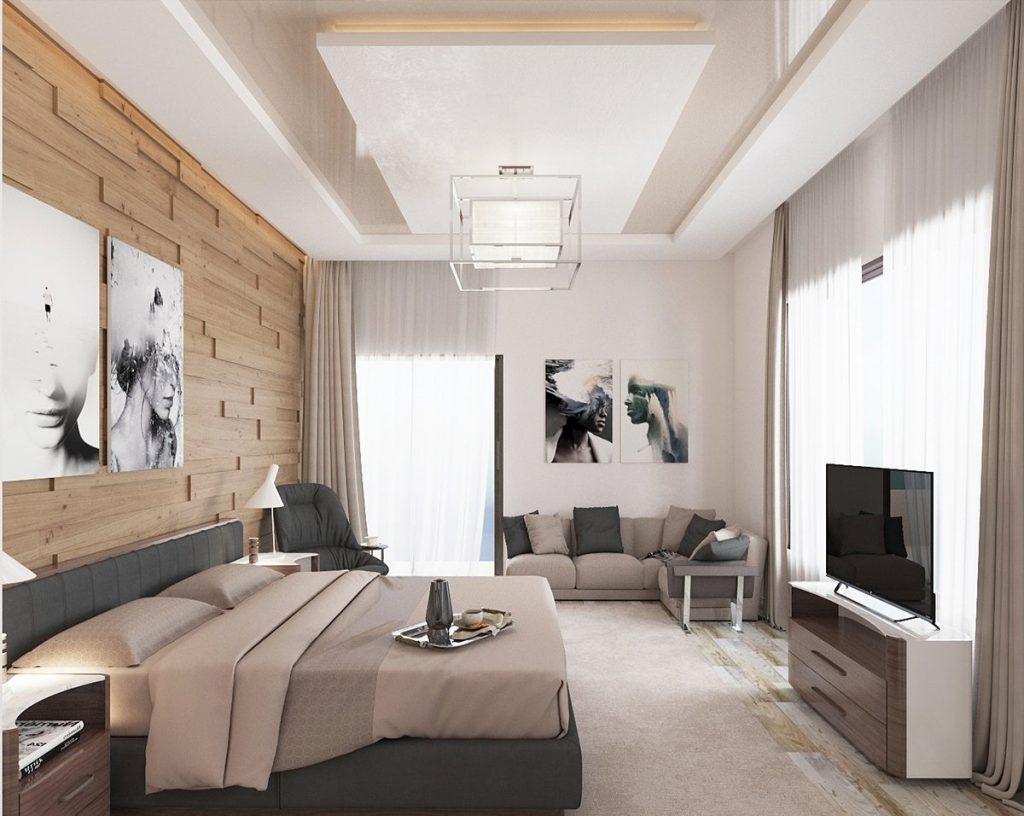 بهترین مدل های کناف اتاق خواب