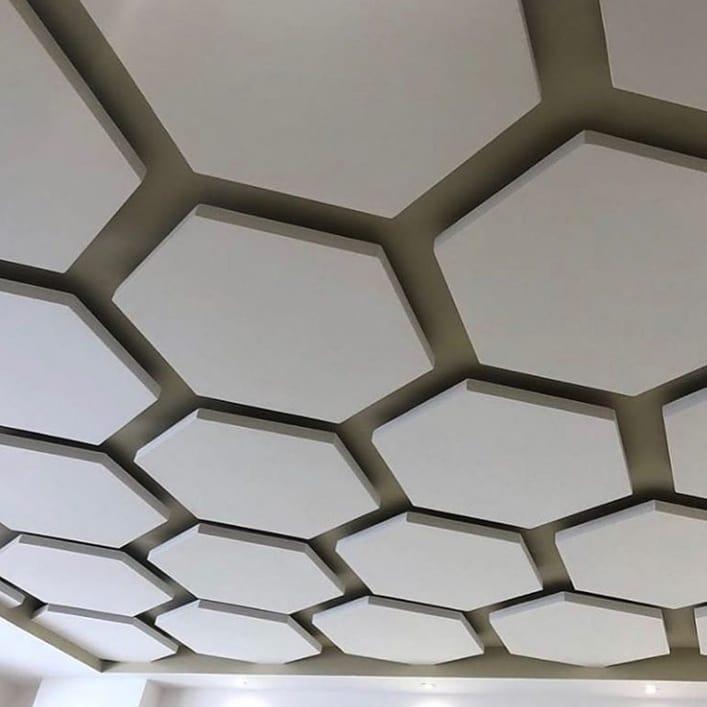 طرح هایی بی نظیر از اجرای کناف سقف و دیوار