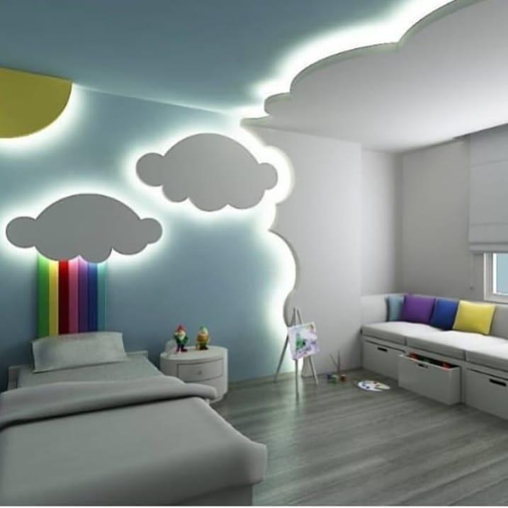 مدرن ترین ایده های اجرای کناف منزل