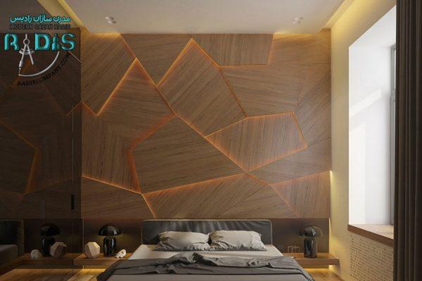 جذاب ترین نمونه کناف دیوار 99