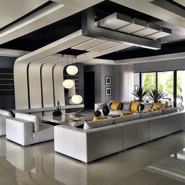 انواع مدل سقف و دیوار کناف جدید