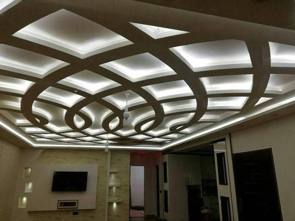 اخرین و جدیدترین مدلهای کناف سقف و دیوار کناف