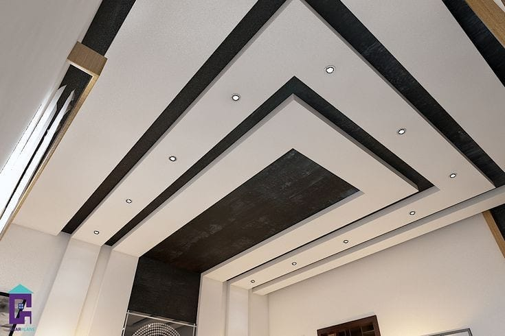 10 طرح بی نظیر از کناف سقف