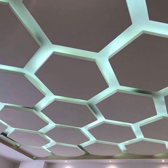 مدل های سقف کناف با طراحی کاربردی و مدرن