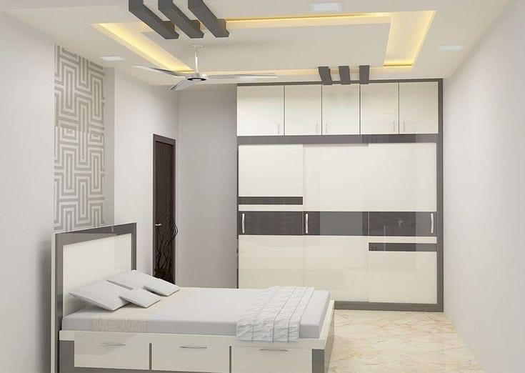ایده مدرن دیزاین داخلی با کناف