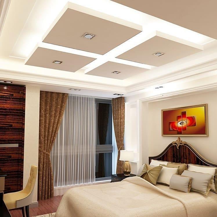 انواع طرح کناف سقف 2020 برای خانه های ایرانی