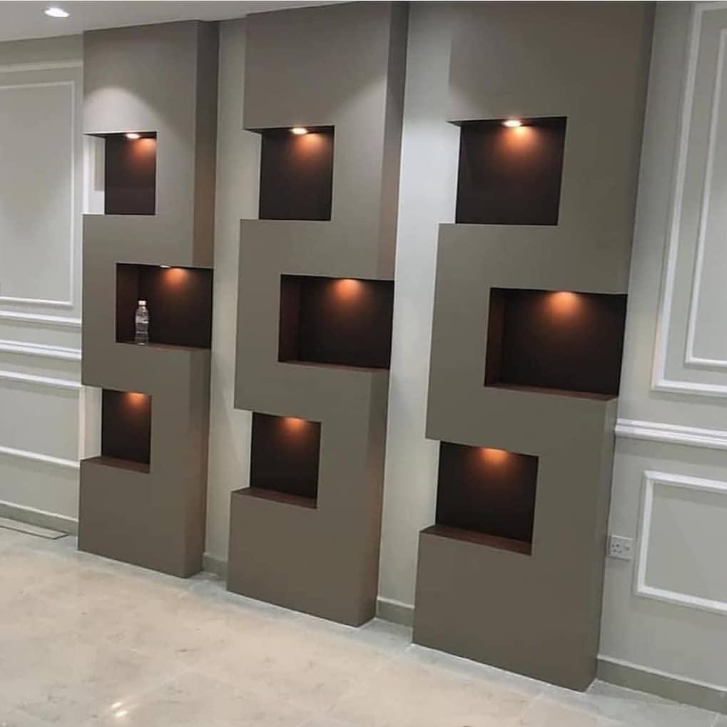 نمونه های اجرا شده کناف سقف ایرانی 99