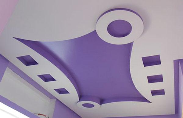 14 ایده جذاب برای طراحی سقف با کناف