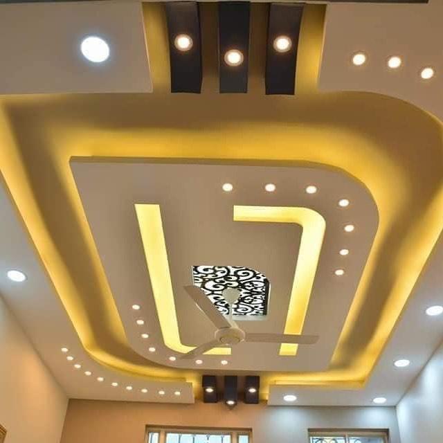 20مدل سقف کاذب کناف مدرن و جدید