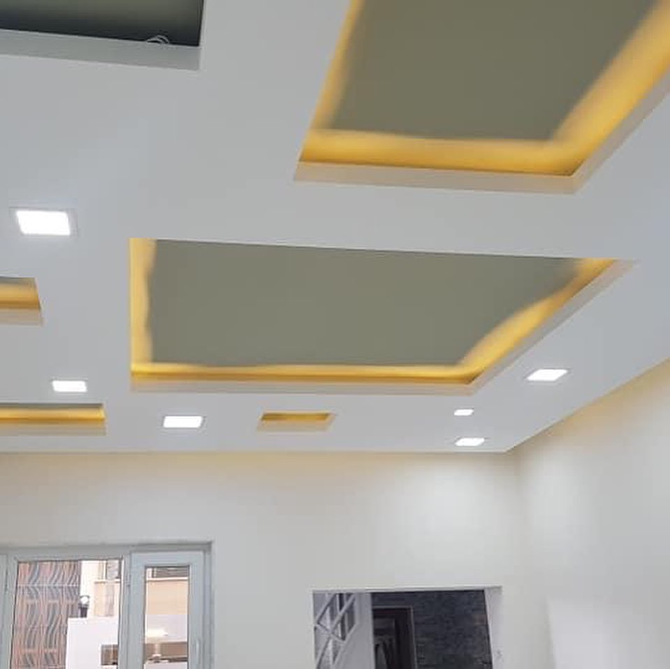 جدیدترین نمونه های اجرا شده سقف کاذب کناف 2020