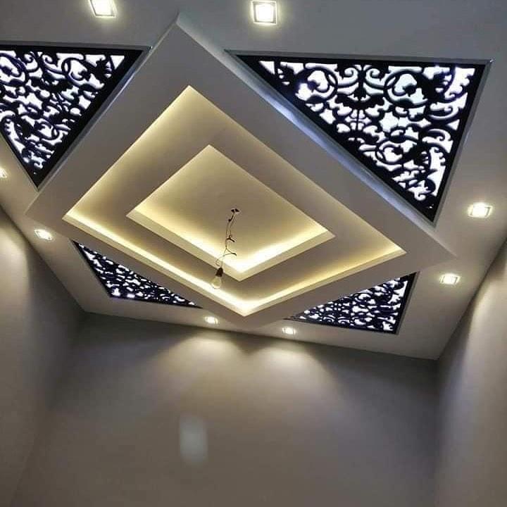 لاکچری ترین نمونه های سقف کاذب کناف
