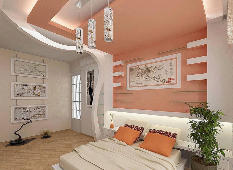 چند نمونه دکوراسیون خانه با کناف