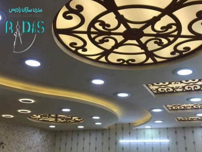 اجرای کناف در بندر عباس