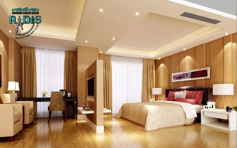 درباره کناف اتاق خواب چه می دانید؟