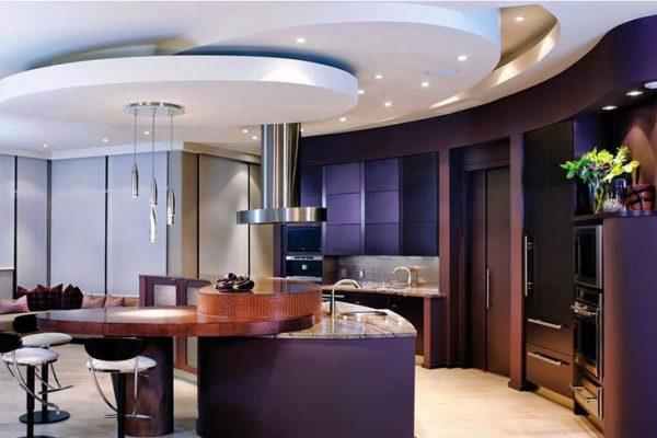 کناف آشپزخانه جدید