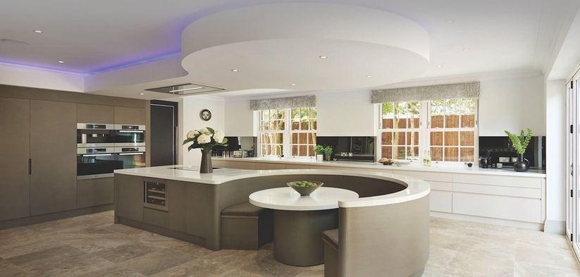 13 مدل کناف آشپزخانه جدید