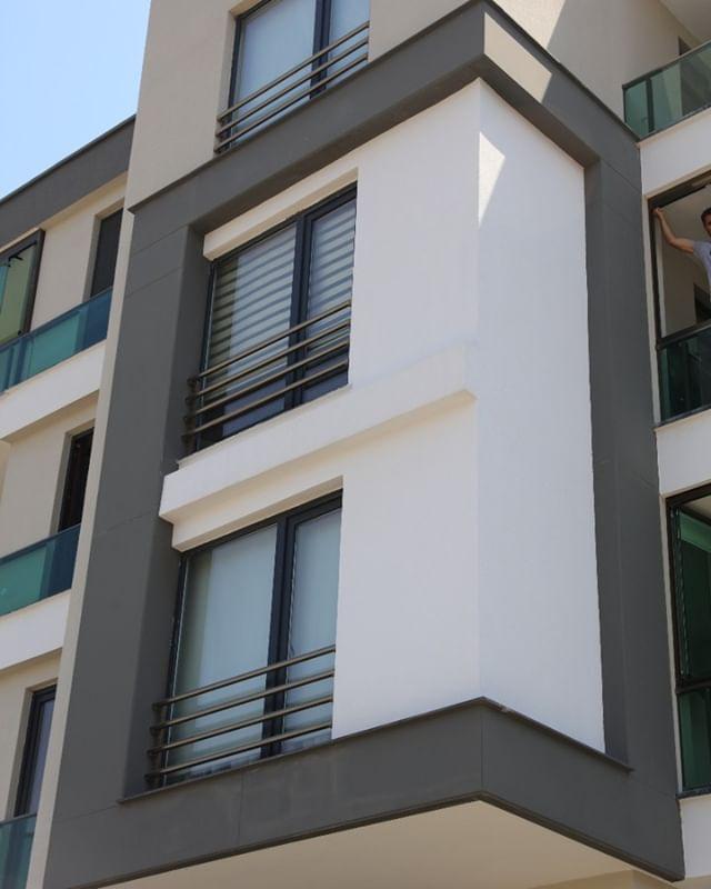فایبر سمنت سرمایهگذاری هوشمندانه در نمای ساختمان