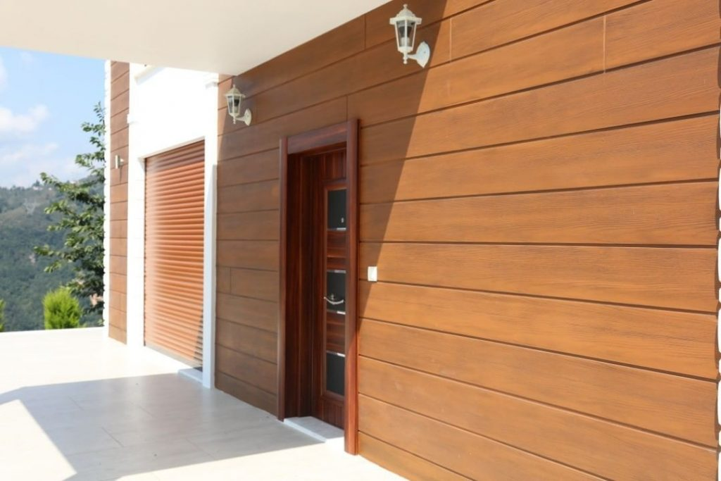 فایبرسمنت نمای بیرونی ایده آل ساختمان شما