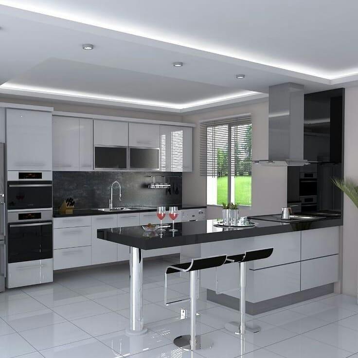 شگفت انگیز و به روز ترین مدلهای کناف آشپزخانه
