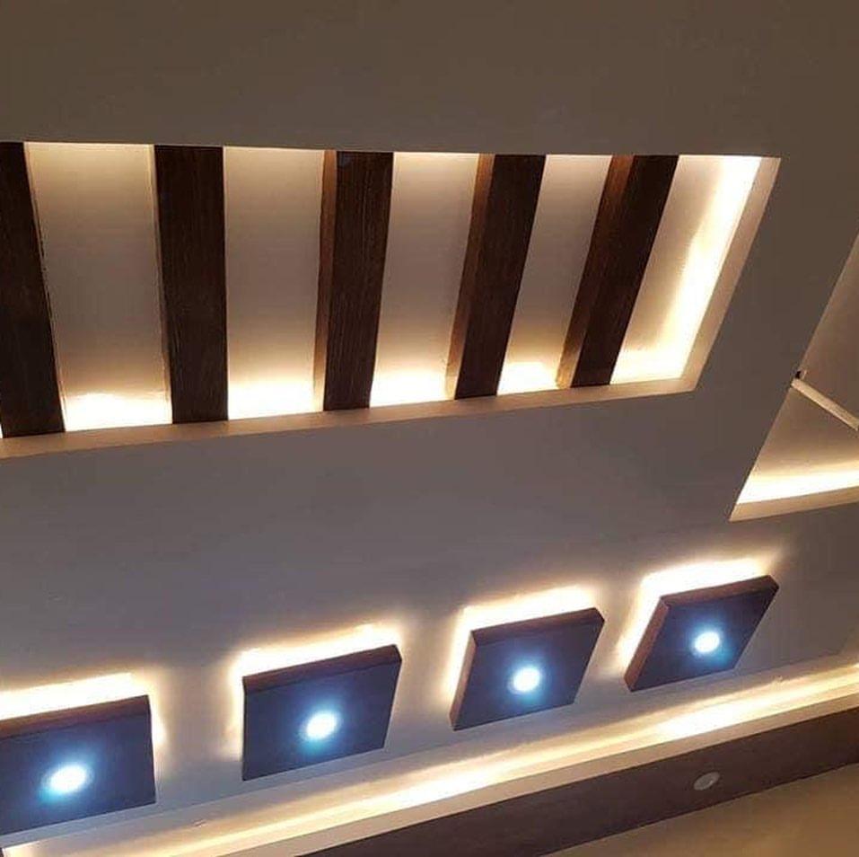 اجرای سقف کاذب کناف با طرح مدرن
