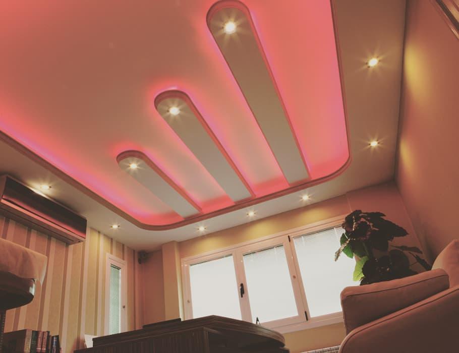 ایده های مطمئن و بسیار زیبا از سقف کناف