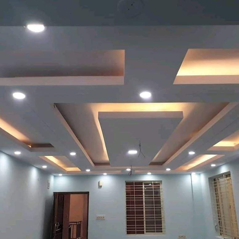 کناف سقف خانه جدید