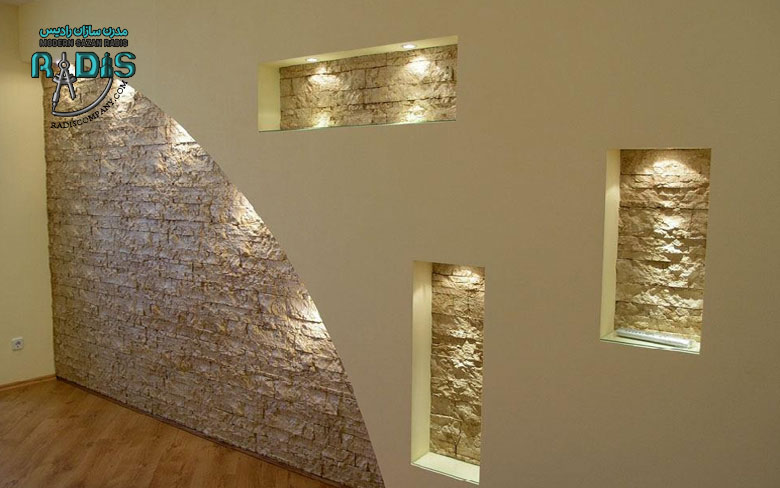 دلایل استفاده از دیوار کاذب کناف در طراحی داخلی