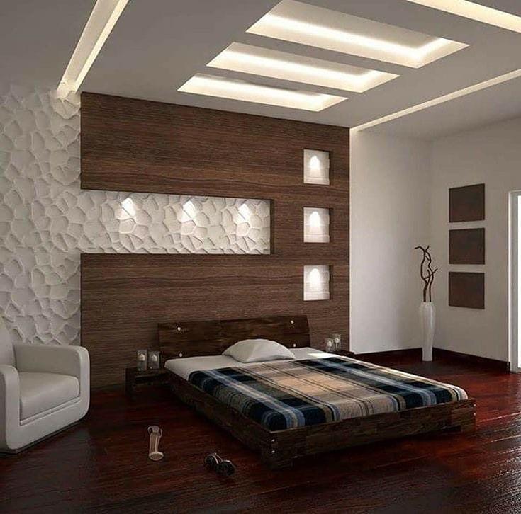 مدل کناف سقف با طرحی شیک و زیبا