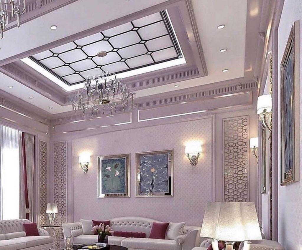 بهترین مدلهای کناف کاری سقف