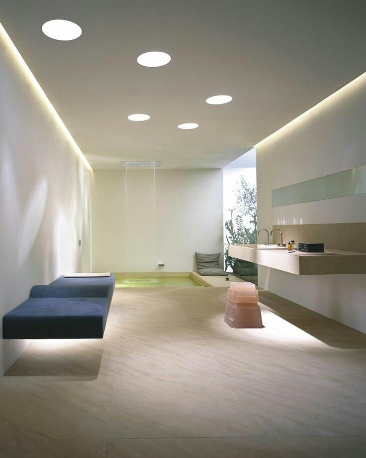 مدل کناف سقف پذیرایی جدید و زیبا