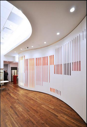 کناف در طراحی سقف دفترکار