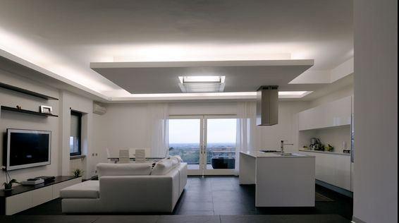 کناف برای سقف کاذب