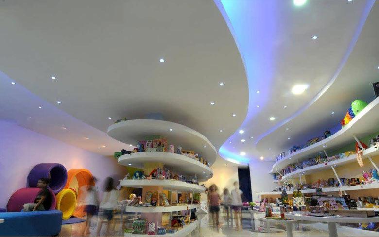 آیا سقف کاذب کناف را میتوان برای سقف های کوتاه هم پیشنهاد داد؟