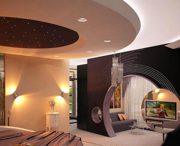 ایده های مدرن کناف سقف