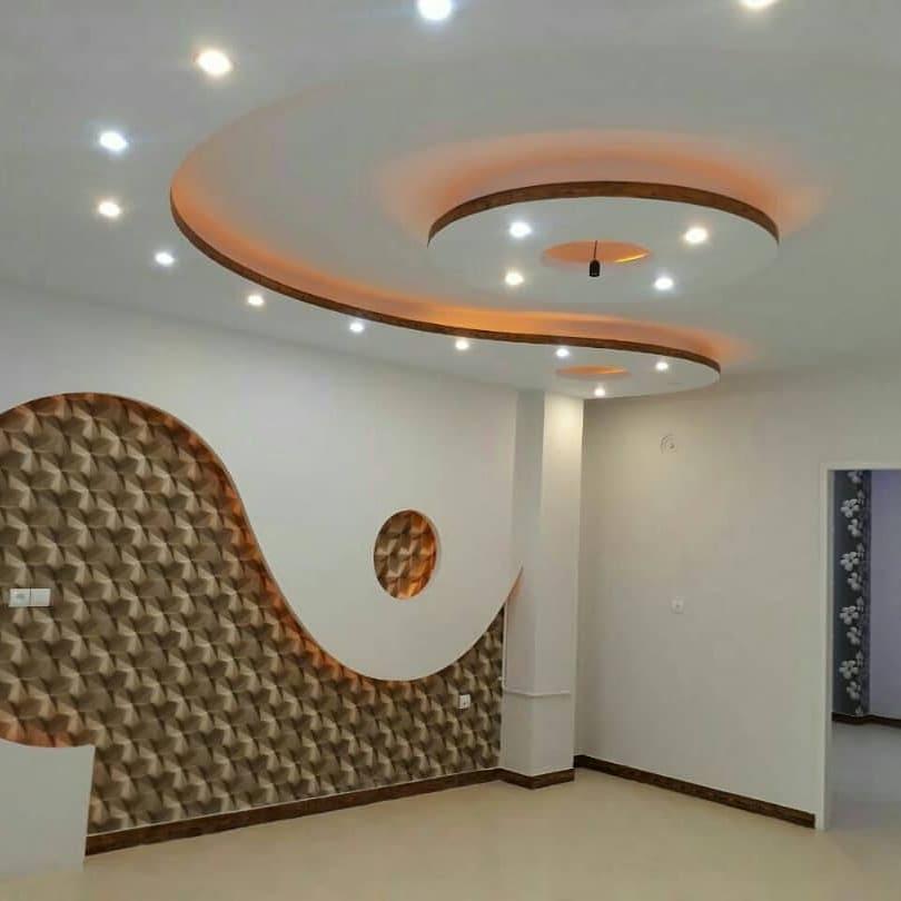 8 ایده شگفت انگیز کناف سقف