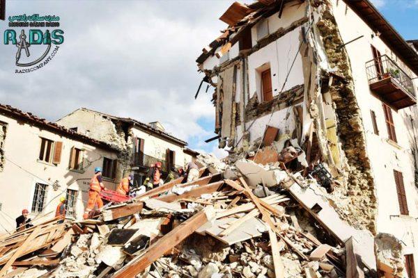 ساختاری مقاوم در برابر زلزله با کناف