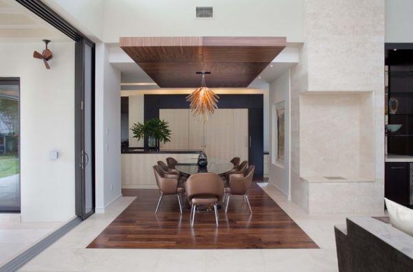 طرح های سقف کاذب کناف ساده