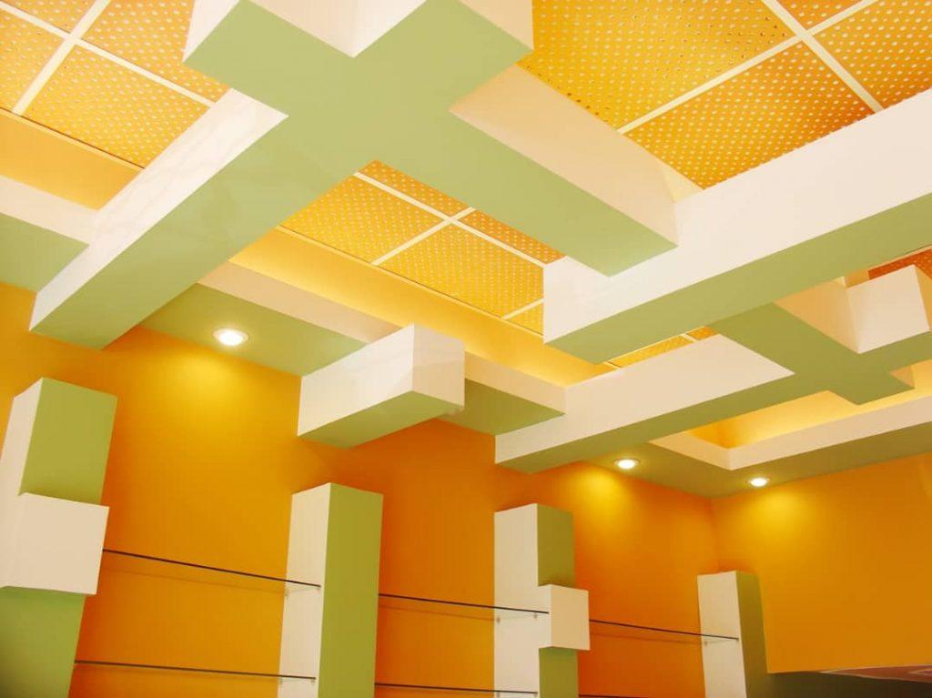 ایده های خارق العاده سقف کناف