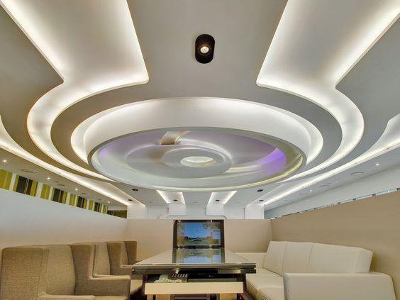 جدیدترین مدل کناف سقف پذیرایی 2021