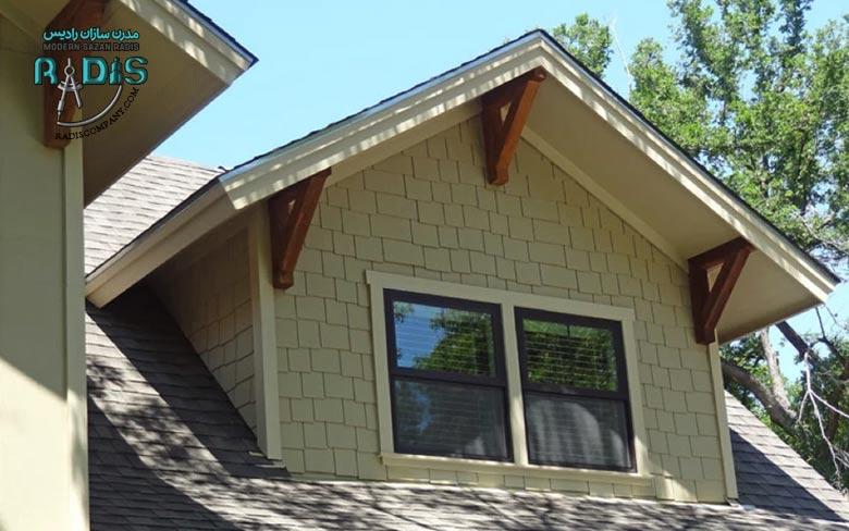راه حل های نمای خارجی ساختمان با فایبرسمنت