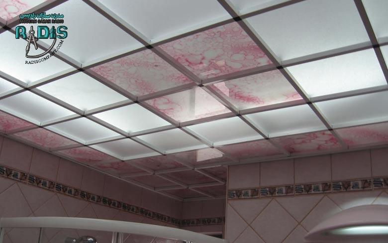 نگاهی به محبوب ترین اشکال سقف کاذب کناف
