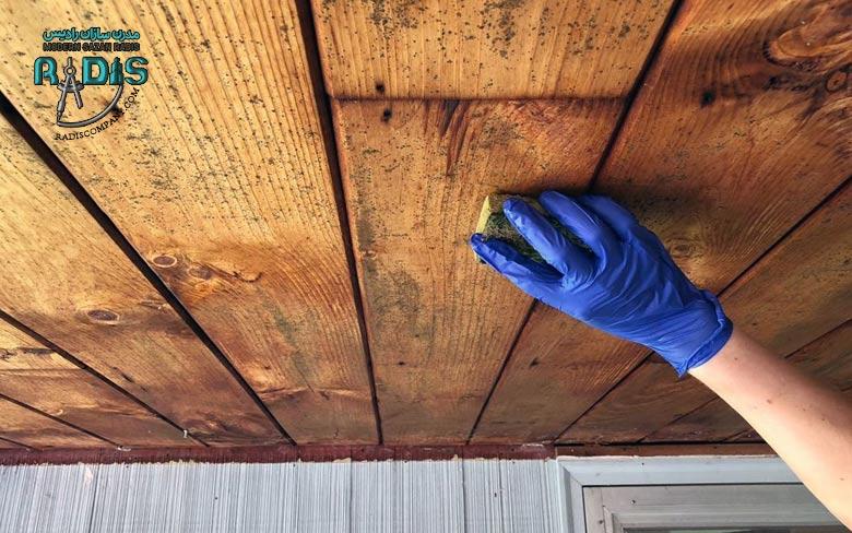 7 مورد از معایب نمای چوب طبیعی