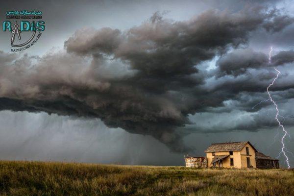 از خانه خود در برابر وزش باد شدید محافظت کنید