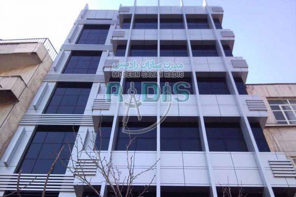 چرا فایبر سمنت برد برای ساختمان های مرتفع توصیه می شود؟